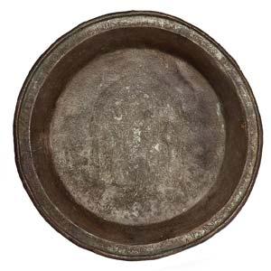 Byzantine tinned-copper paten ca. 10th – ...