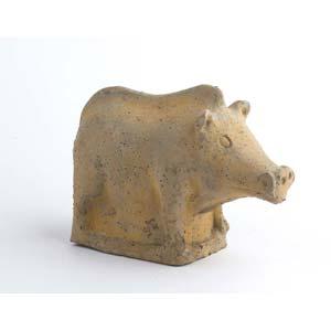 Italic votive boar 3rd – 2nd century BC; ...