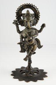 Statuetta di Ganesha danzante in ...