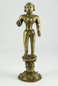 Statuetta in bronzo/ottone probabilmente ...