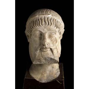 Head of Hermes 1st century BC – 1st ...
