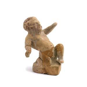 Young Herakles strangling snakes  Magna ...