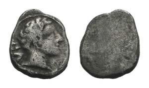 Etruria, Populonia, 3rd century BC. AR 2½ ...