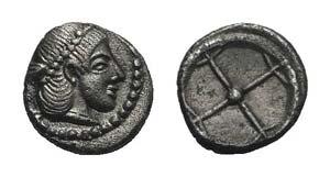 Sicily, Syracuse. Hieron I (478-466 BC). AR ...