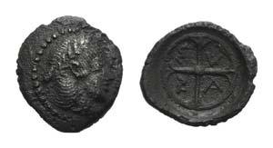 Sicily, Syracuse, c. 470 BC. AR Litra (10mm, ...