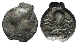 Sicily, Syracuse, c. 435-415 BC. Æ Onkia ...