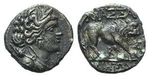 Gaul, Massalia, c. 121-82 BC. AR Drachm ...