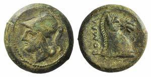 Anonymous, Rome, c. 260 BC. Æ (17mm, 5.98g, ...