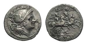Q series, South East Italy, c. 211-210 BC. ...