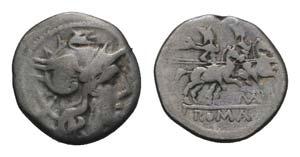 MA series, Uncertain mint, c. 199-170 BC. AR ...
