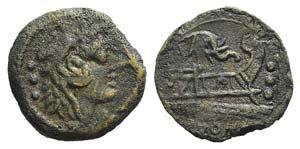 L. Caecilius Metellus Diadematus, Rome, 128 ...
