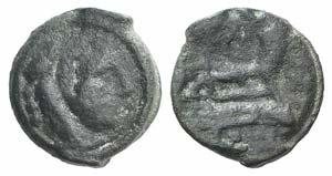 Anonymous, c. 1st century BC. Cast Æ ...