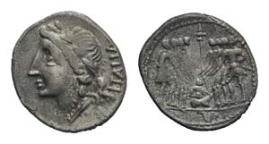 The Social War. Coinage of the Marsic ...