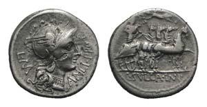 L. Sulla and L. Manlius Torquatus, Military ...
