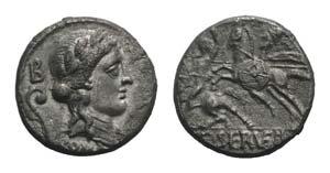 C. Servilius Vatia, Rome, restored issue, ...