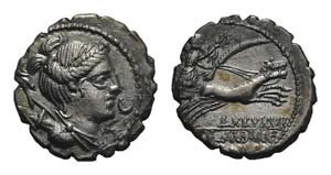 Ti. Claudius Ti.f. Ap.n. Nero, Rome, 79 BC. ...