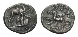 M. Aemilius Scaurus and Pub. Plautius ...