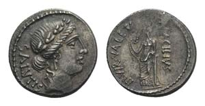 Roman Imperatorial, Man. Acilius Glabrio, ...