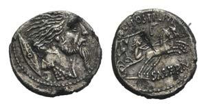 Roman Imperatorial, L. Hostilius Saserna, ...