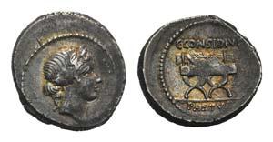 Roman Imperatorial, C. Considius Paetus, ...