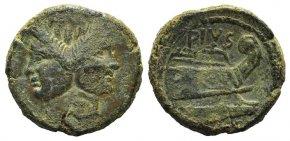 Sextus Pompey (42-40 BC), Uncertain Sicilian ...