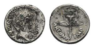 Octavian and Mark Antony, Central or ...