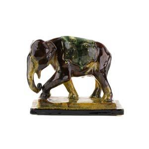 LA SALAMANDRA - ROMA  Elephant, 1922 circa ...
