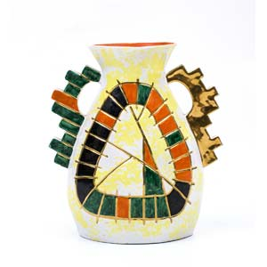 PUCCI - UMBERTIDE  Vase with geometric ...
