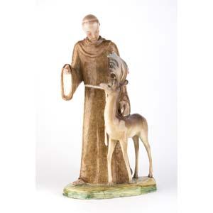 LE BERTETTI - TORINO  Saint Francis and the ...