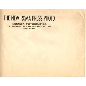 Envelope   Roma's Press Photo was the ...