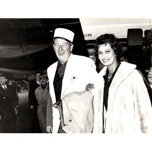 VELIO CIONI 1927 - 2004  John Wayne and ...