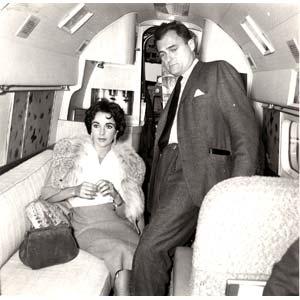 VELIO CIONI 1927 - 2004  Liz Taylor and Mike ...