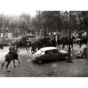 VELIO CIONI 1927 - 2004  Clash between the ...