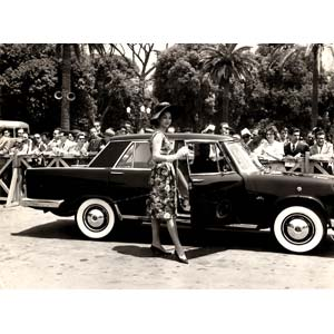 CARLO RICCARDI Olevano Romano 1926  Cars and ...