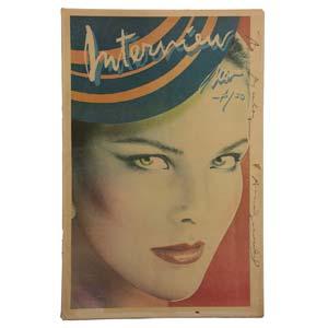 ANDY WARHOL Pittsburgh, 1928 – New York, ...