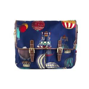 FORNASETTI - MILANO  Bag  Cloth and leather, ...