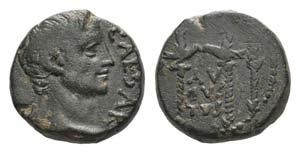 Augustus (27 BC-AD 14). Pisidia, Antioch. Æ ...