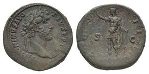 Antoninus Pius (138-161). Æ Sestertius ...