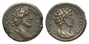 Antoninus Pius and Marcus Aurelius as Caesar ...