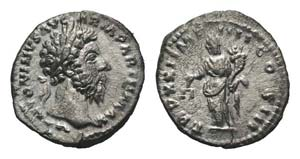 Marcus Aurelius (161-180). AR Denarius ...