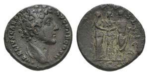 Marcus Aurelius (Caesar, 139-161). Æ As ...