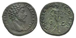 Marcus Aurelius (Caesar, 139-161). Æ ...