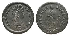 Aelia Flaccilla (Augusta, 379-386/8). Æ ...