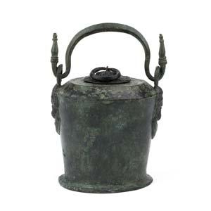 SITULA CON COPERCHIOI – III secolo d.C.; ...