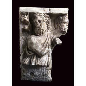 LASTRA DI SARCOFAGOII - III secolo d.C.; ...