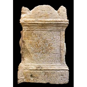 ARA FUNERARIAI - II secolo d.C.; alt. cm ...