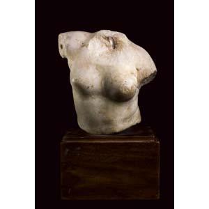 TORSO DELLA VENERE ESQUILINAI secolo a.C. ...