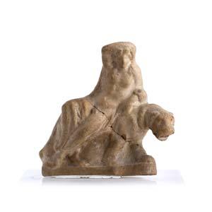 DIONISO SU PANTERAIII – II secolo a.C.; ...