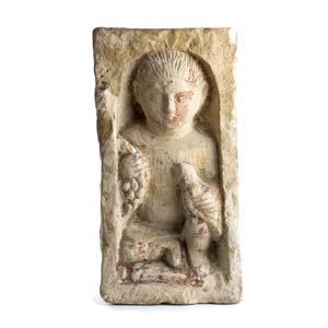 STELE FUNERARIA COPTAIV – V secolo d.C.; ...