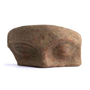 MASCHERA VOTIVAIV - III secolo a.C.; lungh. ...